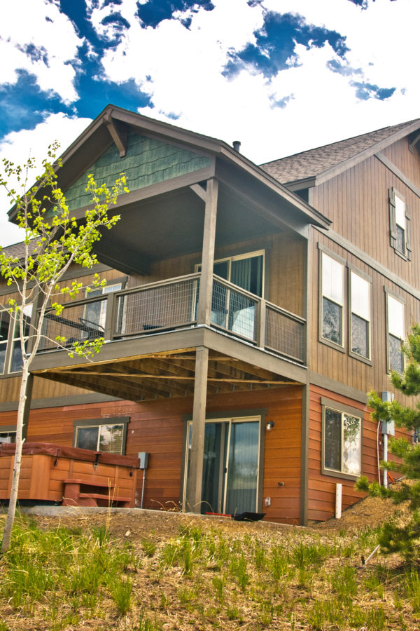 PM Lodging Granby Ranch 117s